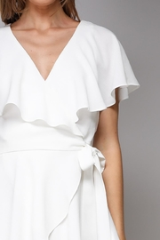 Do & Be Wrap Playsuit - Back cropped
