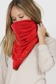 42pops Snap Wrap Scarf - Product Mini Image