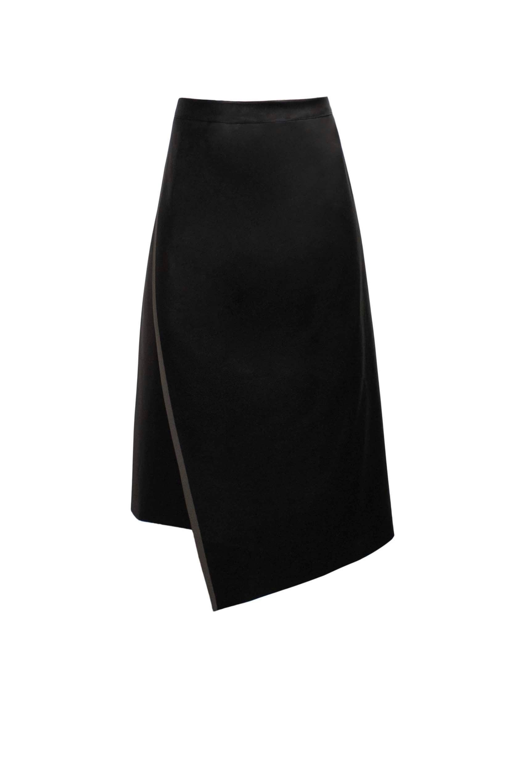 Helena Jones Wrap Skirt - Front Cropped Image