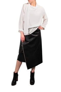 Helena Jones Wrap Skirt - Alternate List Image