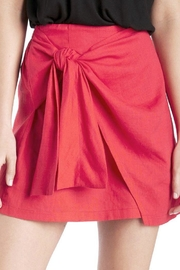 Moon River Wrap Skirt - Product Mini Image