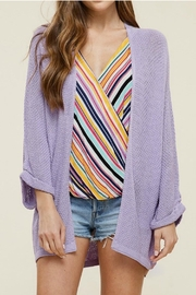 Staccato Wrap Tank Top - Other