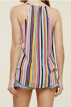 Staccato Wrap Tank Top - Alternate List Image