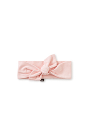 Tea Collection  Wrapped In A Bow Baby Headband - Front cropped
