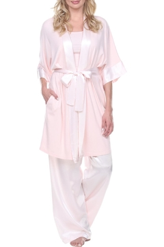 PJHARLOW Wrapped Robe - Product List Image