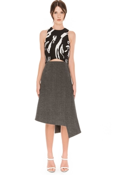 C/MEO COLLECTIVE Wrapped Up Skirt - Product List Image
