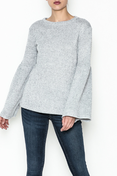 WREN & WILLA Bell Sleeve Sweater - Product List Image