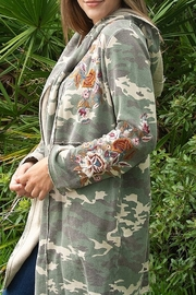 Caite Wren jacket - Front cropped
