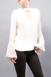 WREN & WILLA Bell Sleeve Top - Product Mini Image