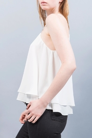 WREN & WILLA Double Strap Top - Side cropped