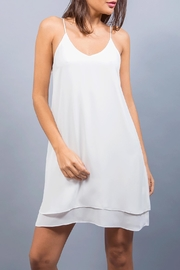 WREN & WILLA Layered Camisole Dress - Product Mini Image