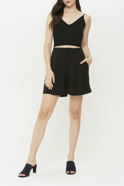 Michelle by Comune Wright Hi-Waist Shorts - Product Mini Image