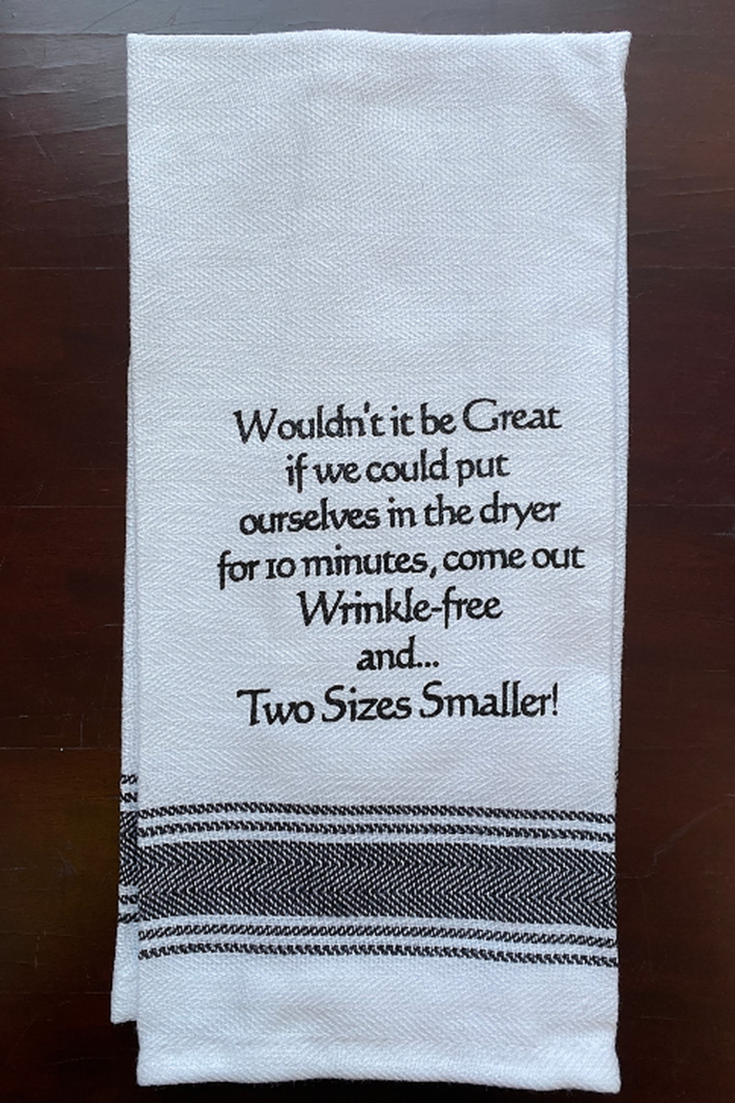 Wild Hare Designs  Wrinkle Free Dish Towel - Main Image