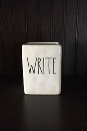 Rae Dunn Write Office Organizer - Product Mini Image