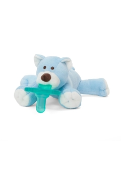 WubbaNub Blue Bear Infant Pacifier - Alternate List Image