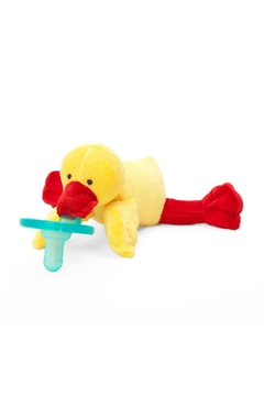 WubbaNub Duck Infant Pacifier - Alternate List Image