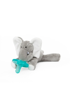 WubbaNub Elephant Infant Pacifier - Alternate List Image