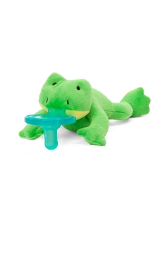 WubbaNub Frog Infant Pacifier - Alternate List Image