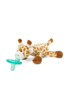 WubbaNub Giraffe Infant Pacifier - Alternate List Image