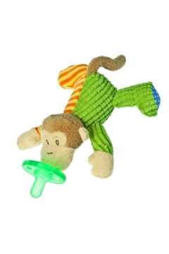 WubbaNub Monkey Pacifier - Alternate List Image