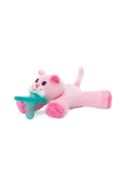 WubbaNub Pink Kitty Infant Pacifier - Product Mini Image