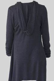 Wulfka Sumptuous Hooded Cardigan - Front full body