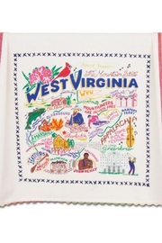 Cat Studio Wv Dish Towel - Product Mini Image