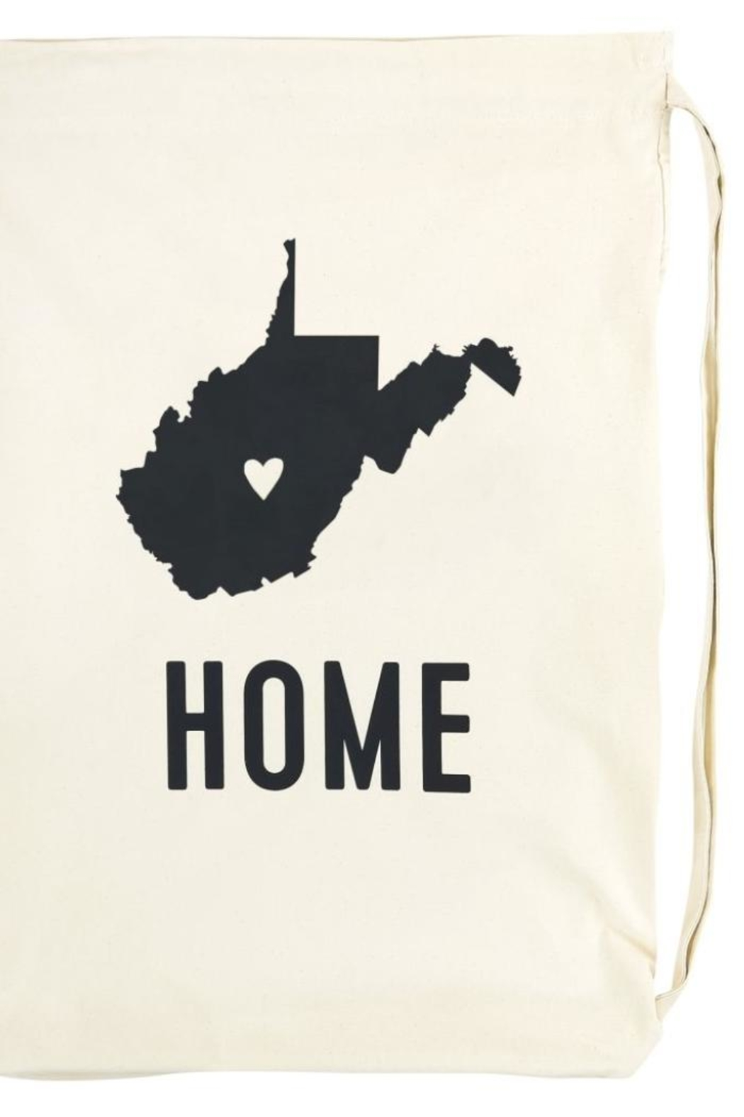 About Face Designs Wv Laundry Bag - Main Image