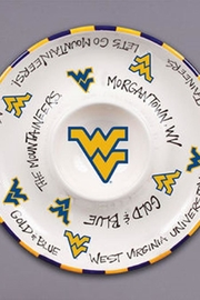 Magnolia Lane Wvu Chip & Dip - Product Mini Image