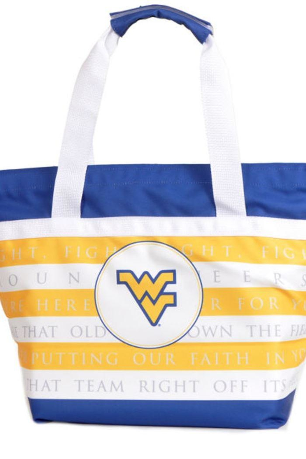 Desden Wvu Cooler - Front Cropped Image
