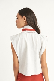 WYLDE Chouaib Colorblock Top - Other