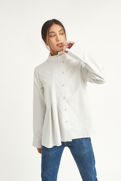 Shoptiques Product: Gaetan Asymmetric Shirt