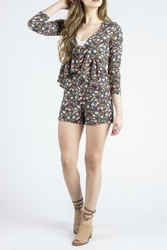 WYLDR  Floral Top - Product List Image