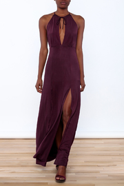 WYLDR  Jersey Maxi Dress - Product Mini Image