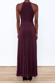 WYLDR  Jersey Maxi Dress - Back cropped