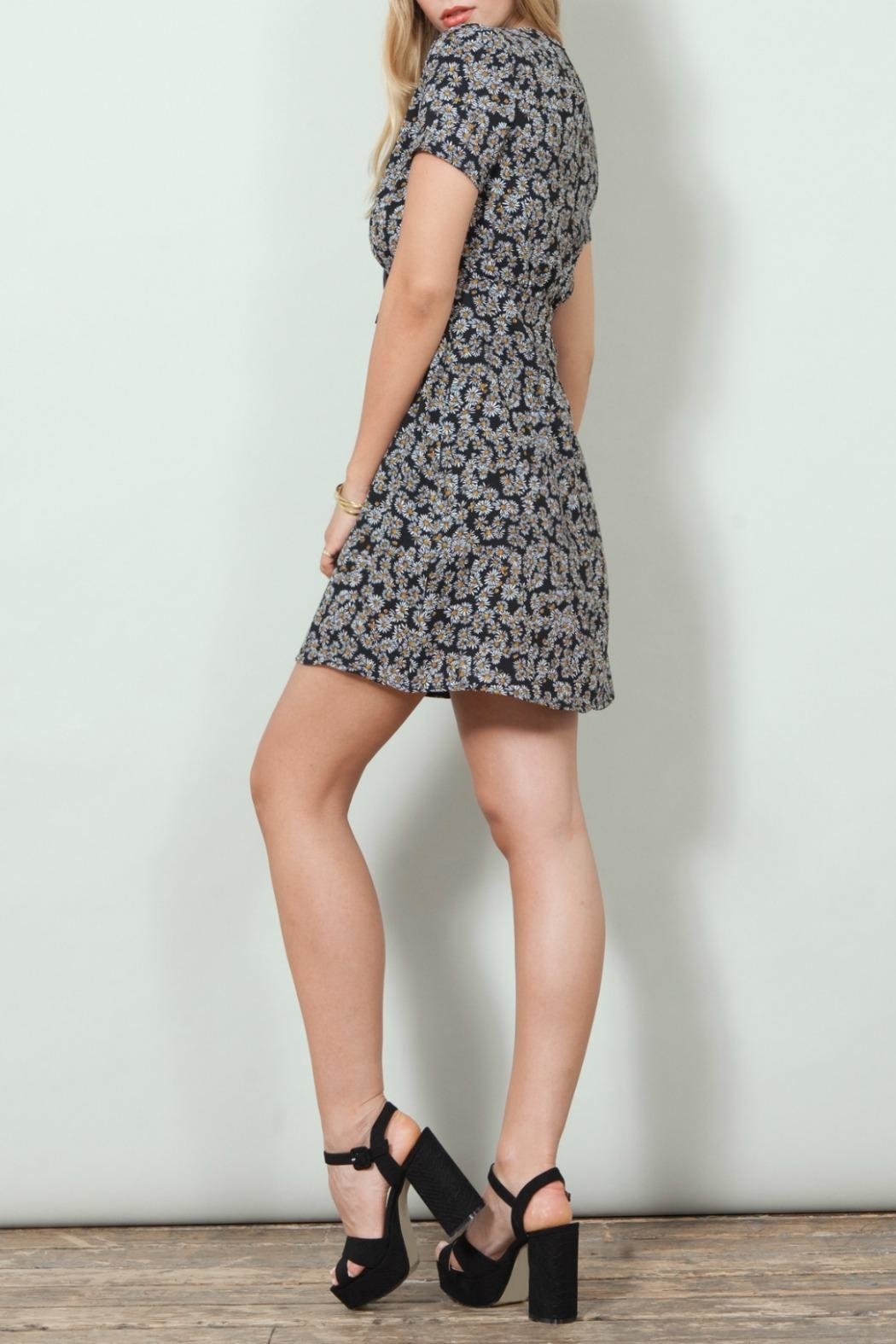 WYLDR  Paridise Lost Dress - Front Full Image