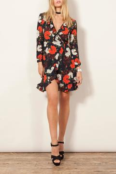 WYLDR  Poppy Floral Wrap - Product List Image