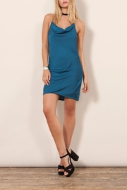 WYLDR  Superstitious Mini Dress - Front cropped