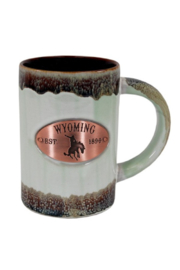Americanware Wyoming Copper Medallion Cup - Product Mini Image