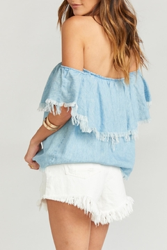 Show Me Your Mumu Wyoming High-Waisted Shorts - Alternate List Image