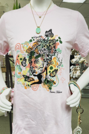 Wystle Mural T-shirt - Product Mini Image