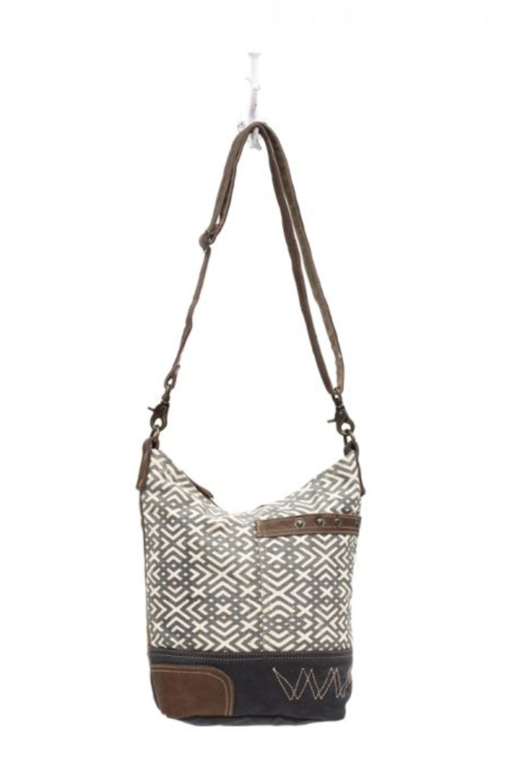 MarkWEST-Myra Bag X Design Shoulder Bag - Main Image