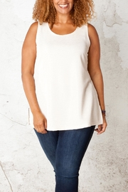 X-Two Ivory Tank Top - Product Mini Image