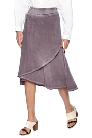 XCVI Faux Wrap Skirt - Front cropped