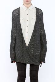 XCVI Long Baggy Sweater - Side cropped