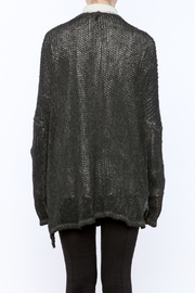 XCVI Long Baggy Sweater - Back cropped