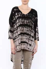 XCVI Black Tunic Top - Product Mini Image