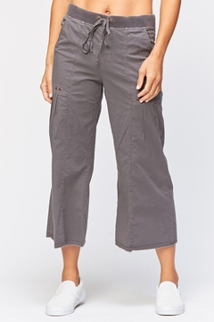 XCVI Wearables Cargo Pant With Wide Leg - Product List Image