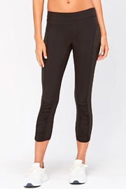 XCVI Wearables Stretch Pull-On Leggings - Product Mini Image