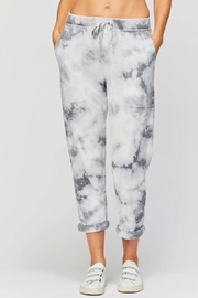 XCVI Wearables Terry Tie-Dye Jogger - Product Mini Image